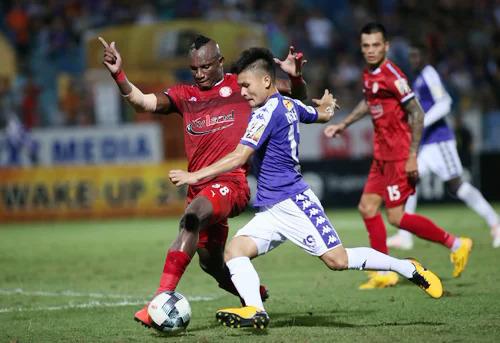 Trận Siêu Cup Quốc gia bị hoãn sẽ ảnh hưởng tới lịch thi đấu mùa giải 2020 của V-League. Ảnh: Lâm Thoả