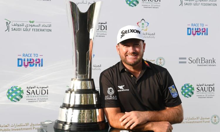 McDowell đăng quang bằng phong độ thuyết phục ở vòng cuối, khép lại năm năm rưỡi không danh hiệu ở European Tour. Ảnh: ET.