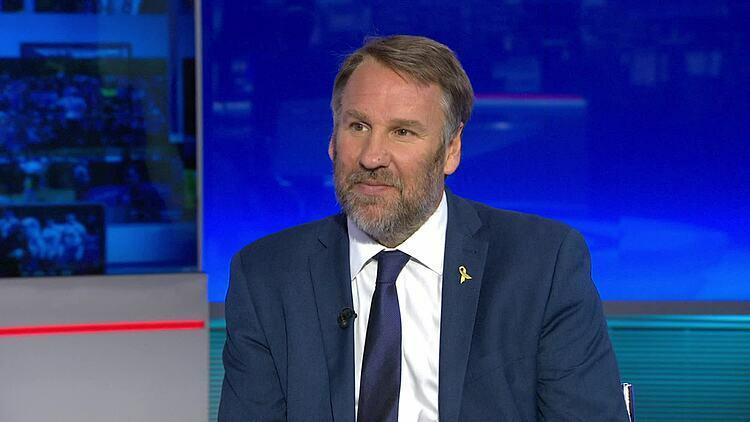 Merson hiện là một chuyên gia bình luận trên Sky Sports.