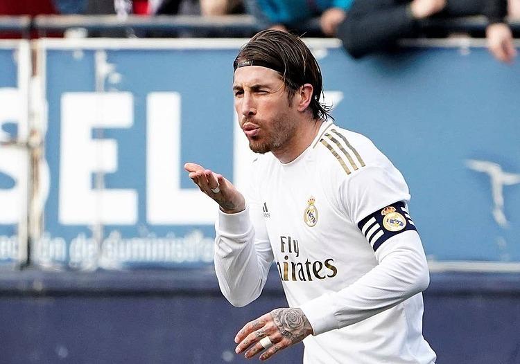 Ramos và đồng đội đạt chuỗi thắng dài nhất kể từ đầu mùa. Ảnh: Reuters.