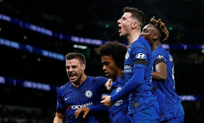 Chelsea dùng cầu thủ sẵn có nên tiết kiệm được rất nhiều tiền. Ảnh: Reuters.