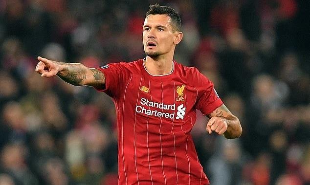 Lovren là một trong những cầu thủ chơi bóng lâu năm nhất ở Liverpool trong đội hình hiện tại. Ảnh: AFP.