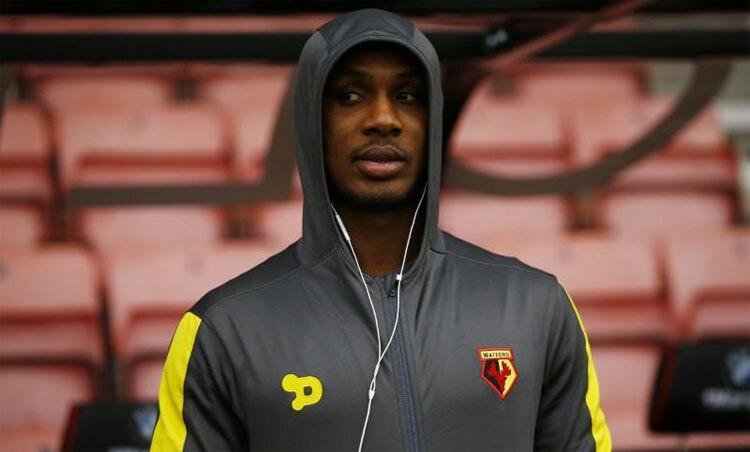 Ighalo sẽ sớm có cơ hội thể hiện tại Man Utd. Ảnh: Reuters.
