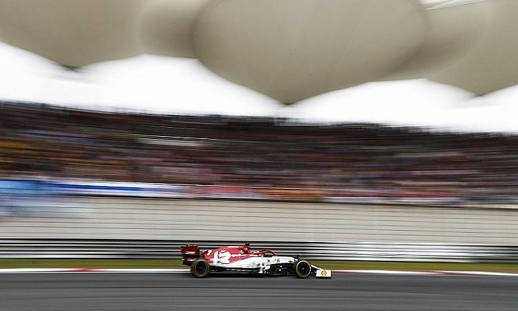 F1 khó tìm lịch đua bù cho GP Trung Quốc. Ảnh: Motosport.
