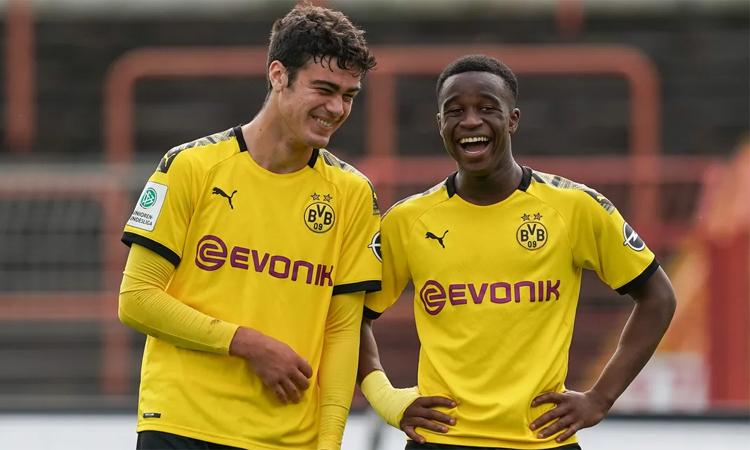 Borussia Dortmund - công xưởng chế tác siêu sao - ảnh 4