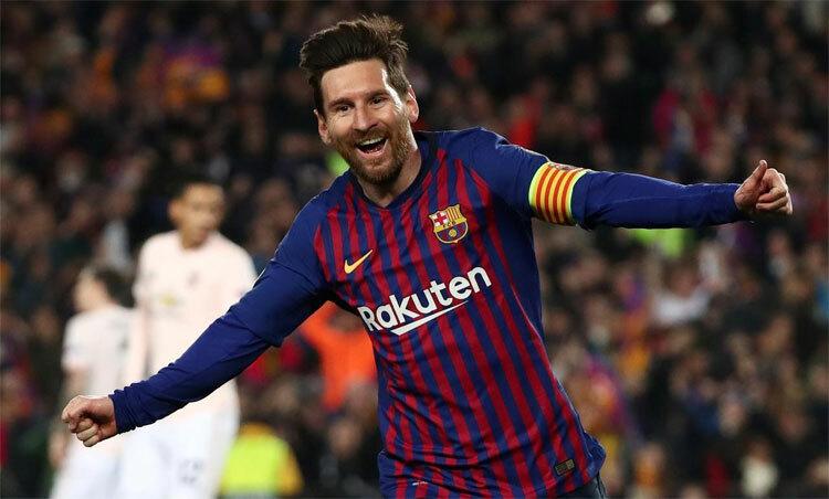 Rivaldo: Messi sẽ không đến Man City hay Juventus - ảnh 1