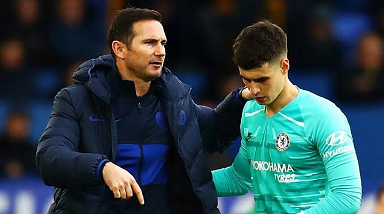 Lampard không đảm bảo Kepa bắt chính - ảnh 1