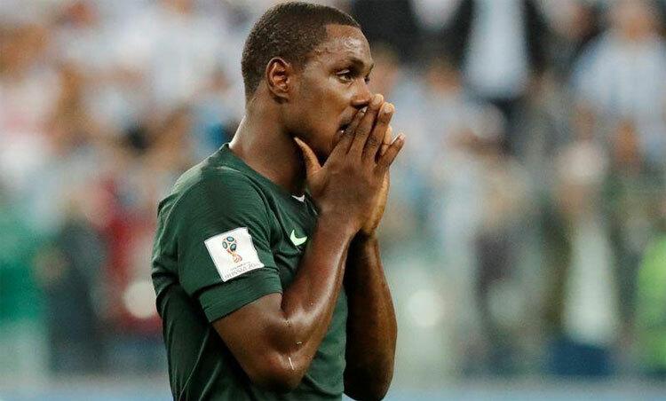 Ighalo cần thời gian làm quen với Man Utd. Ảnh: Reuters.