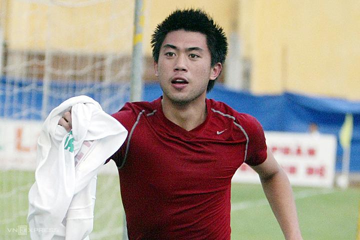 Lee Nguyễn từng có hai năm thi đấu ở V-League trong màu áo HAGL và Bình Dương. Ảnh: Đức Đồng.