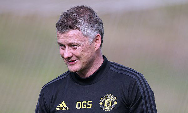 Dù không có kết quả tốt, Solskjaer được học trò ngưỡng mộ. Ảnh: MUFC.