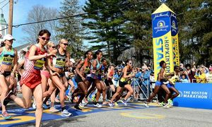 Boston Marathon thay đổi thời gian xuất phát