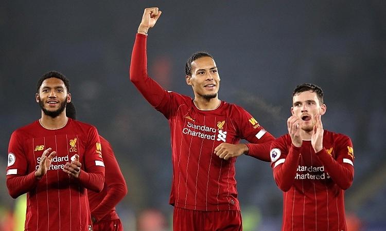 Liverpool được xem là một trong những đội mạnh nhất thế giới lúc này. Ảnh: AFP.