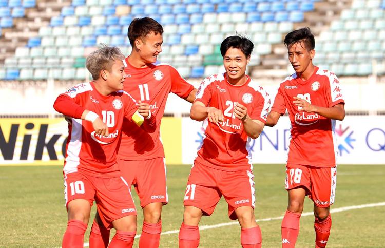 AFC không cho TP HCM hoãn trận đấu - ảnh 1