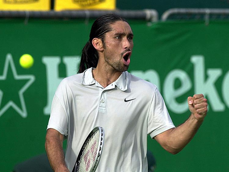 Rios cho rằng ATP là sân chơi thiếu công bằng. Ảnh: Tennis365.