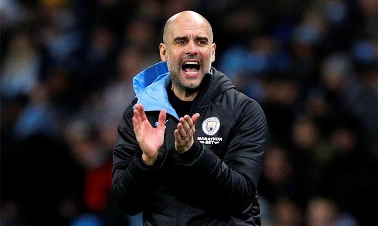 Guardiola tin rằng Man City của ông đã sẵn sàng kịch chiến Real. Ảnh: Reuters.