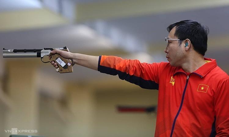 Bắn súng Việt Nam bị ảnh hưởng bởi Covid-19 - ảnh 1