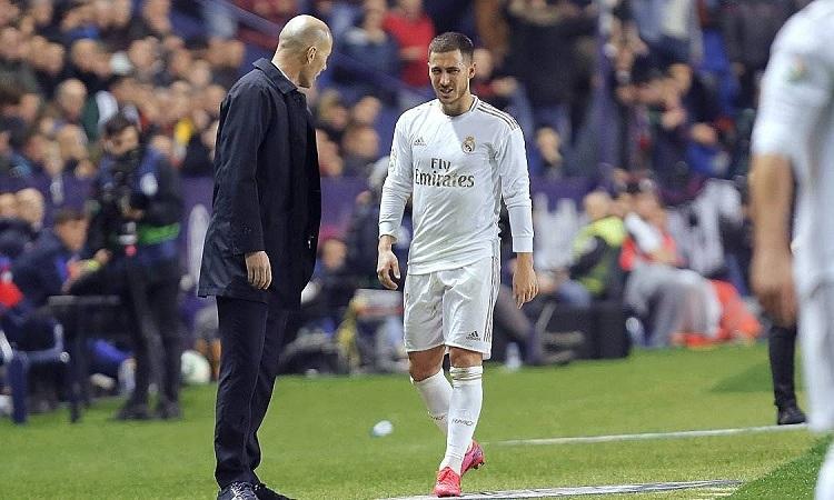 Hazard nghỉ tại Real nhiều hơn ở Chelsea - ảnh 1