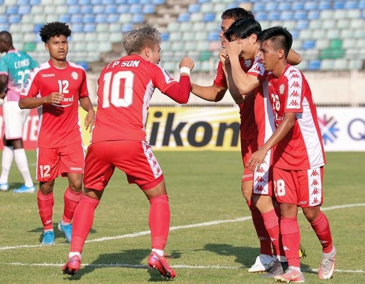 Hougang 0-0 TP HCM (hiệp 1): Công Phượng đá chính - ảnh 9
