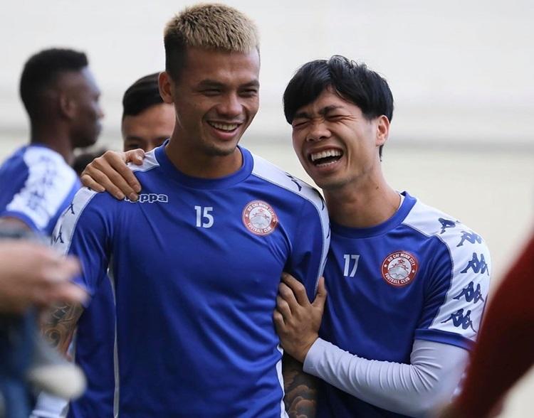 Hougang 0-0 TP HCM (hiệp 1): Công Phượng đá chính - ảnh 6