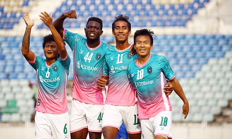 Hougang 0-0 TP HCM (hiệp 1): Công Phượng đá chính - ảnh 3