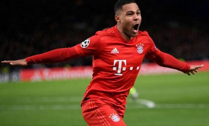 Gnabry không còn là cầu thủ trẻ non nớt như năm nào tại Arsenal. Ảnh: Reuters.