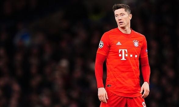 Lewandowski nghỉ thi đấu bốn tuần - ảnh 1