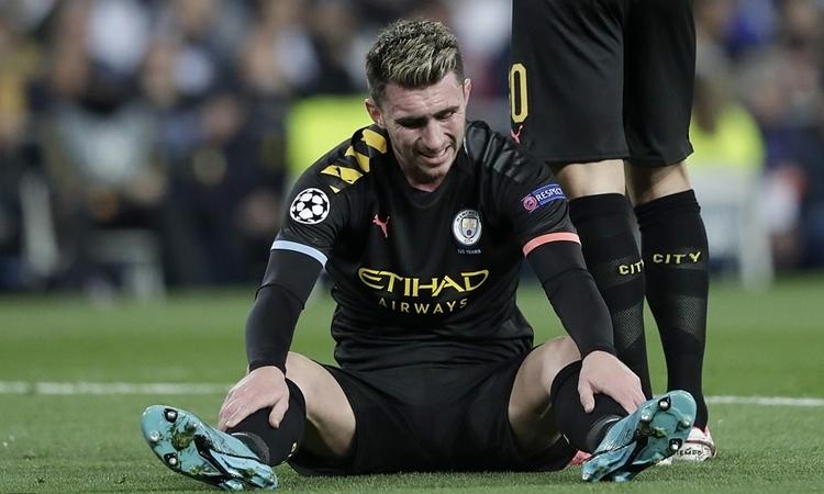 Man City trả giá cho trận thắng Real - ảnh 1