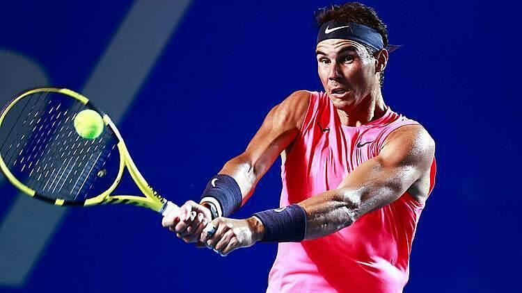 Nadal đấu tay vợt Hàn Quốc ở tứ kết Acapulco - ảnh 1