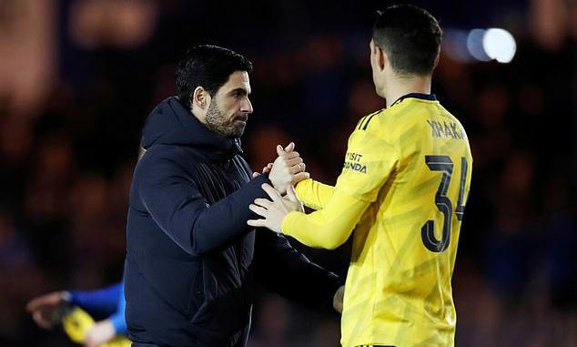 Arteta sẽ trở lại sân Etihad lần đầu tiên, kể từ khi làm HLV Arsenal. Ảnh: Reuters.