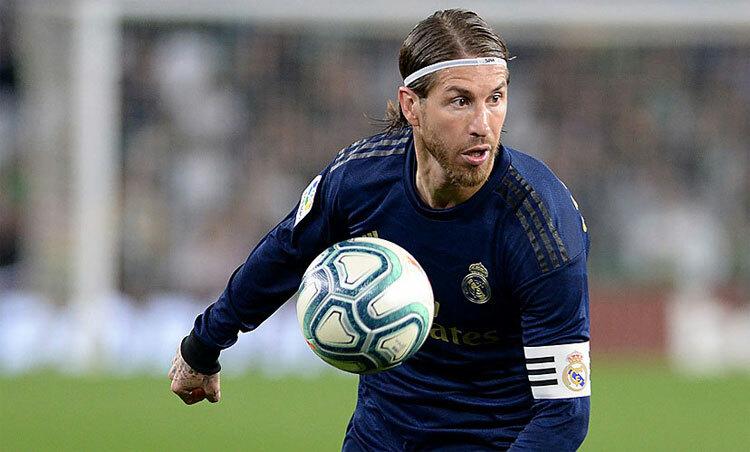 Ramos và đồng đội tự đánh rơi lợi thế sau khi thắng Barca. Ảnh: Marca.