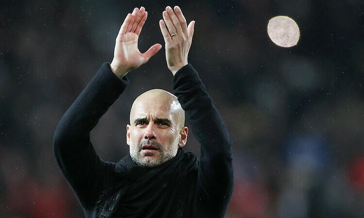 Guardiola dự báo Ngoại hạng Anh cũng sẽ cấm khán giả đến sân hoặc hoãn trong thời gian tới. Ảnh: Reuters.