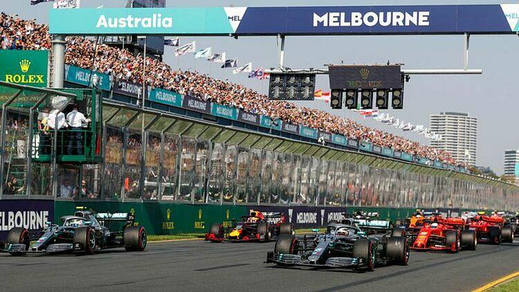 Melbourne vốn là chặng đua mở màn thường niên của mùa F1.