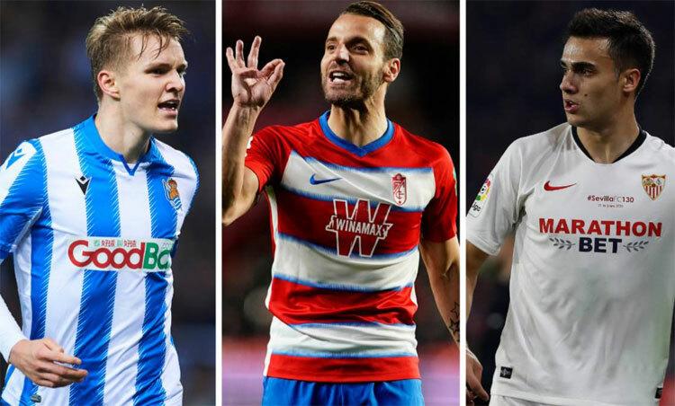 La Liga càng kéo dài, các CLB càng dễ mất cầu thủ giữa chừng. Ảnh: AS.