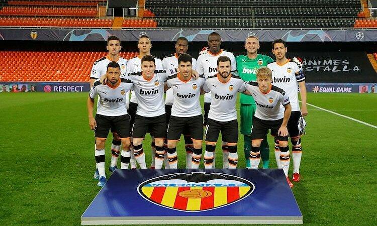 Nhiều cầu thủ Valencia dương tính với nCoV sau khi tham dự trận đấu với Atalanta. Ảnh: Reuters.