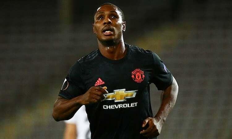 Ighalo đã ghi bốn bàn sau tám trận chơi cho Man Utd. Ảnh: Reuters.