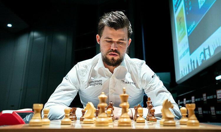 Nhà vô địch Candidates 2020 sẽ tranh ngôi với Carlsen cuối năm nay. Ảnh: GCT.