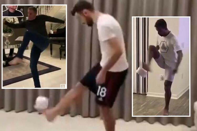 Cầu thủ Man Utd tâng giấy vệ sinh - ảnh 1