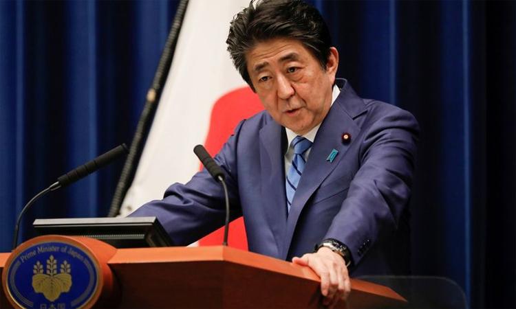 Nhật Bản để ngỏ khả năng hoãn Olympic - ảnh 1