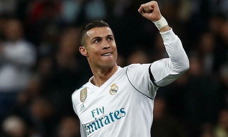 Ronaldo để lại Real một khoảng trống khó san lấp. Ảnh: Reuters.