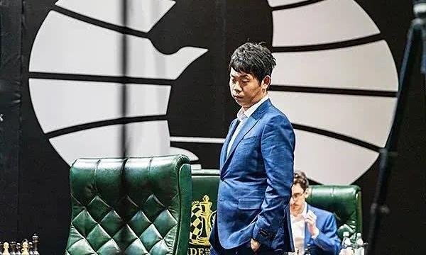 Vương Hạo đồng dẫn đầu cho đến vòng năm. Ảnh: FIDE.