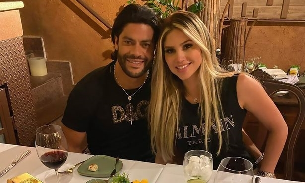 Tiền đạo Brazil cưới cháu của vợ cũ - ảnh 1