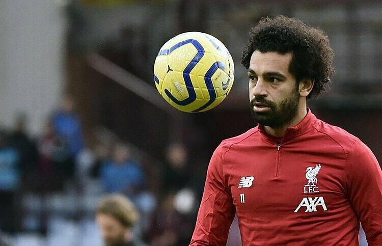 Salah không được nhiều tiền bối tại Liverpool đánh giá cao. Ảnh: AP.