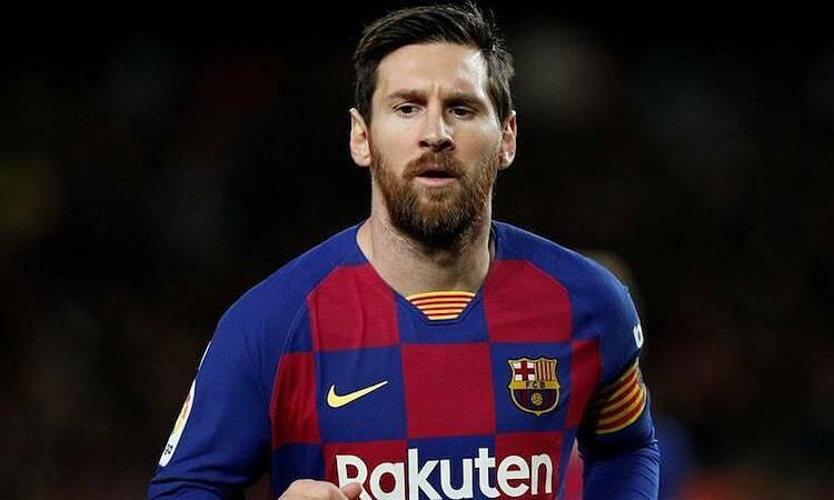 Messi quyên 1 triệu euro cho bệnh viện - ảnh 1
