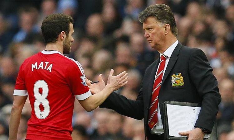 Mata: Van Gaal chỉ đáng sợ ở vẻ bề ngoài - ảnh 1