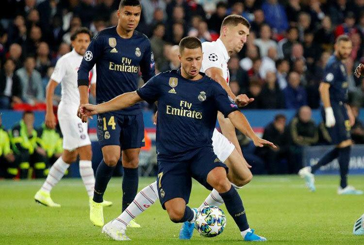 Hazard vốn là cầu thủ hay nhất Ngoại hạng Anh. Ảnh: Reuters.