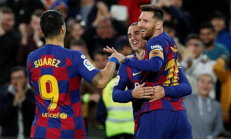Cầu thủ Barca từ chối giảm lương quá sâu - ảnh 1