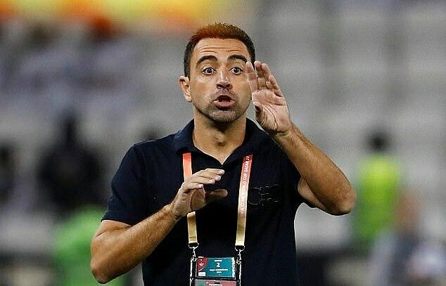 Xavi sẵn sàng dẫn dắt Barca - ảnh 1