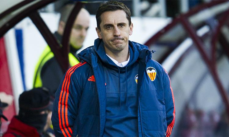 Neville thất bại vì không nghe lời Alex Ferguson - ảnh 3