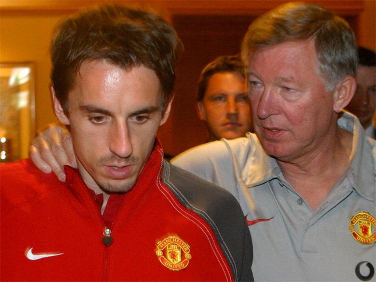 Neville thất bại vì không nghe lời Alex Ferguson - ảnh 2