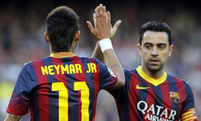 Xavi: Barca thiếu cầu thủ đá cánh như Bayern - ảnh 1